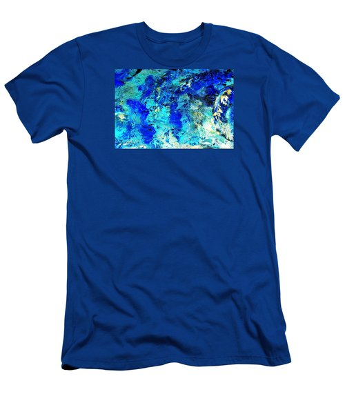 Koi Abstract Men's T-Shirt (Athletic Fit)
