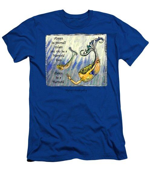 Mermaid Men's T-Shirt (Athletic Fit)