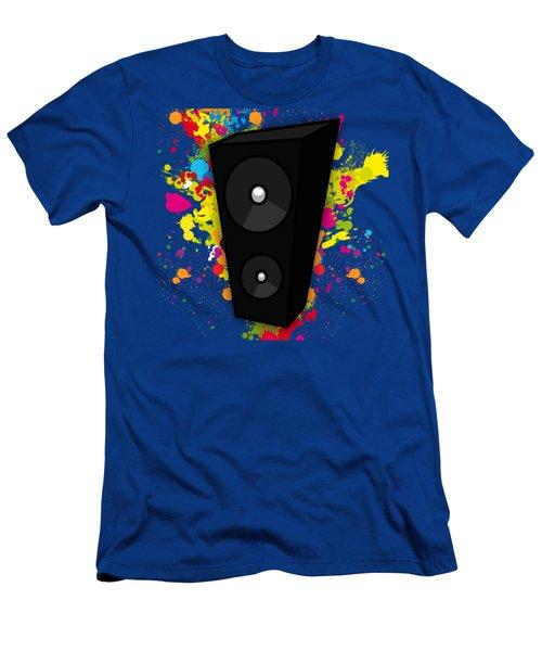Musical Men's T-Shirt (Slim Fit) by Marvin Blaine