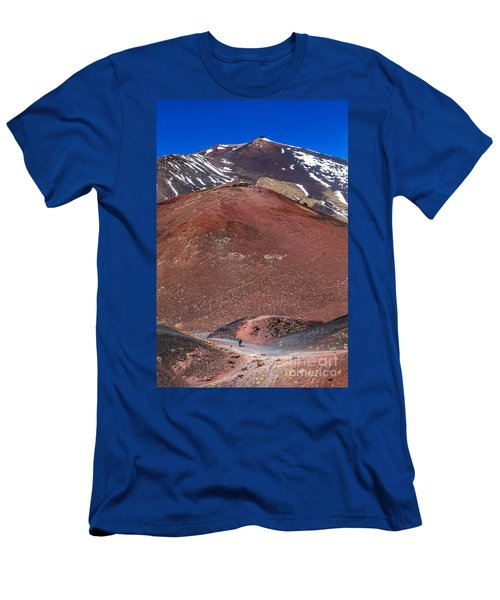 Size Matters Men's T-Shirt (Slim Fit) by Giuseppe Torre