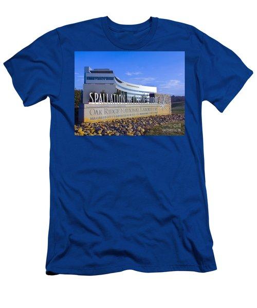 Spallation Neutron Source Men's T-Shirt (Athletic Fit)