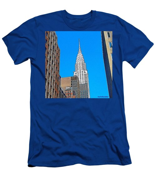 #tbt - #newyorkcity June 2013 Men's T-Shirt (Athletic Fit)