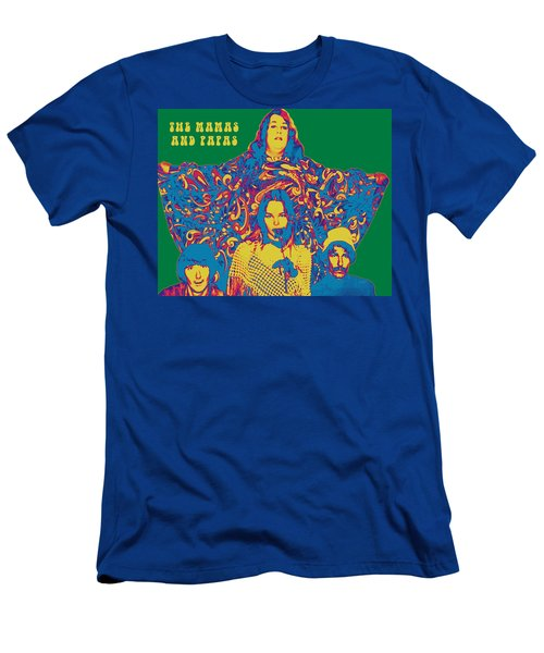The Mamas And Papas Men's T-Shirt (Athletic Fit)