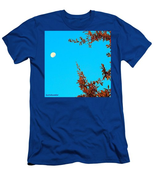 The #moon And The #trees This Men's T-Shirt (Athletic Fit)