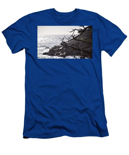 17 Mile Drive  Men's T-Shirt (Athletic Fit)