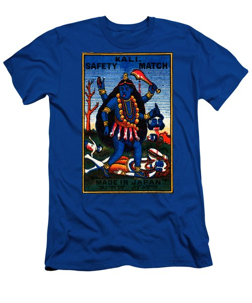 1920 Hindu Goddess Kali Men's T-Shirt (Athletic Fit)