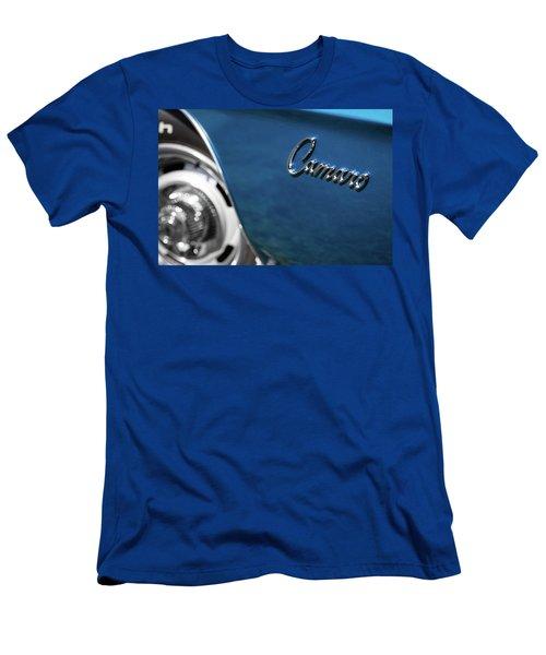 1969 Chevrolet Camaro Z28 Emblem Men's T-Shirt (Athletic Fit)