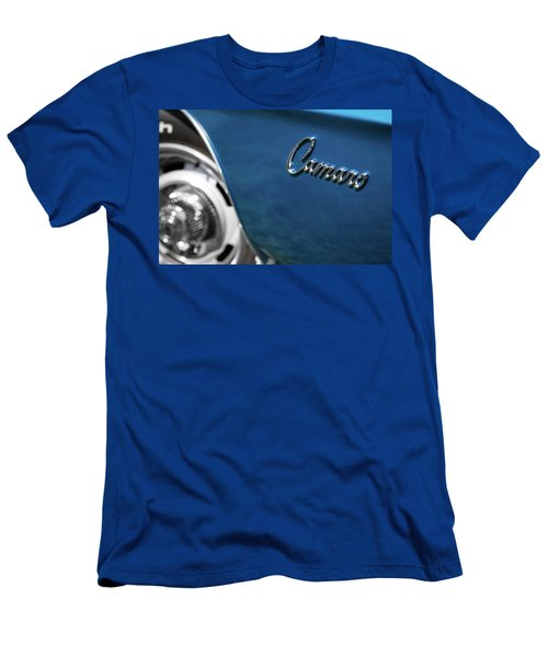1969 Chevrolet Camaro Z28 Emblem Men's T-Shirt (Athletic Fit)