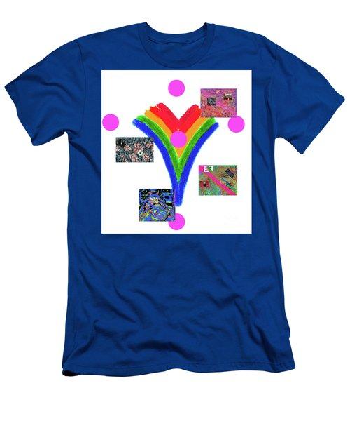 2-26-2057c Men's T-Shirt (Athletic Fit)