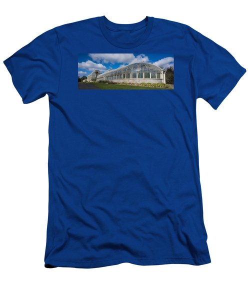 Botanical House Men's T-Shirt (Athletic Fit)