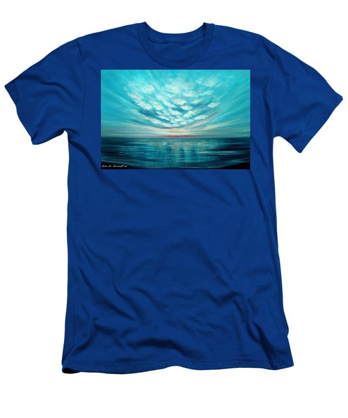 Sunset Quest Men's T-Shirt (Athletic Fit)