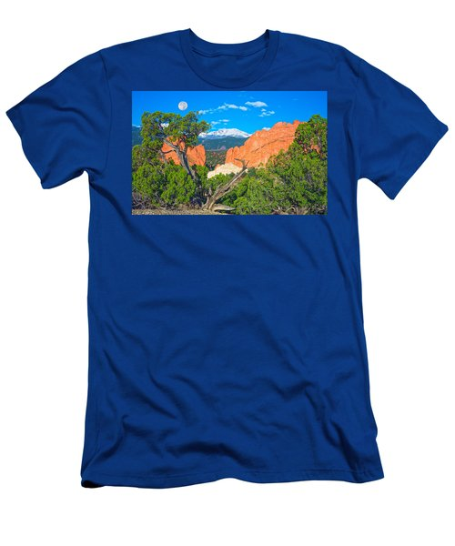 Typical Colorado  Men's T-Shirt (Slim Fit) by Bijan Pirnia