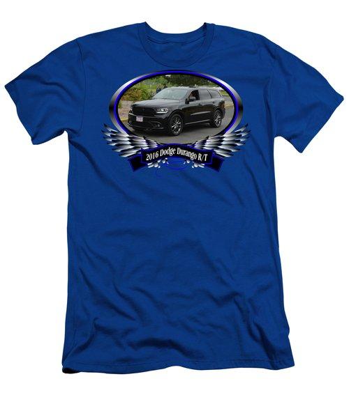 2016 Dodge Durango Rt Summers Men's T-Shirt (Athletic Fit)