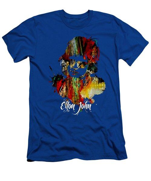 Elton John Collection Men's T-Shirt (Athletic Fit)