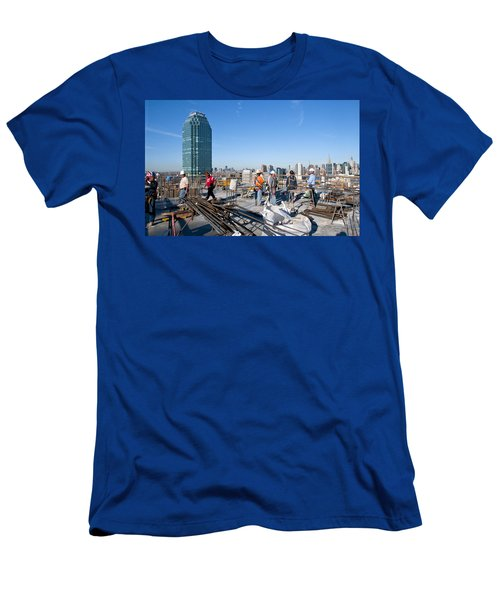 27th Street Lic 3 Men's T-Shirt (Athletic Fit)