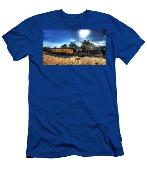 Train Men's T-Shirt (Athletic Fit)