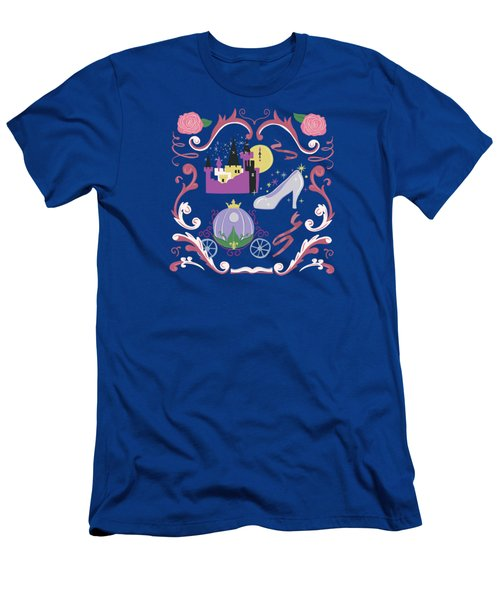 A Fairy Tale With A Happy Ending Men's T-Shirt (Athletic Fit)