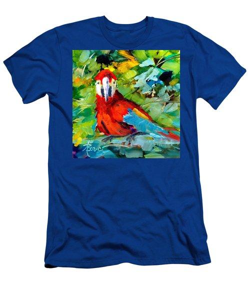 Papagalos Men's T-Shirt (Athletic Fit)
