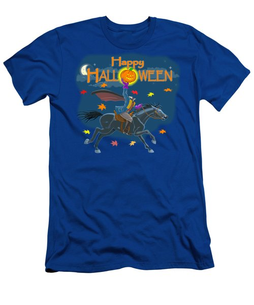 A Sleepy Hollow Halloween Men's T-Shirt (Athletic Fit)