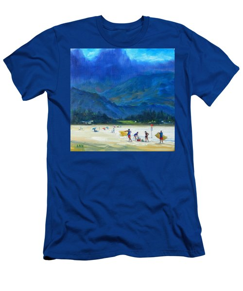 A Summer Day Men's T-Shirt (Athletic Fit)