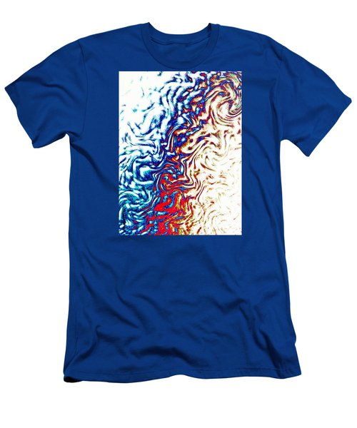 Abstract Photography 002-16 Men's T-Shirt (Slim Fit)