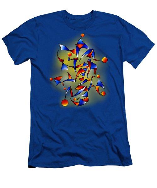 Abugila V5 Men's T-Shirt (Slim Fit) by Cersatti