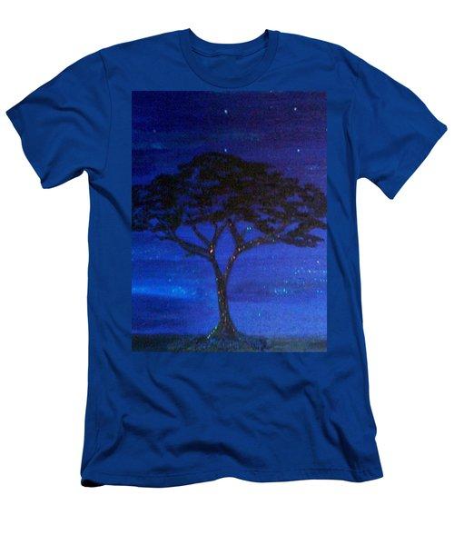 Acacia Men's T-Shirt (Athletic Fit)