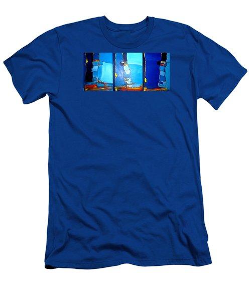 Adriatic  Men's T-Shirt (Athletic Fit)