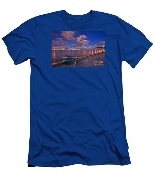 After The Rain Men's T-Shirt (Slim Fit) by Sam Antonio Photography