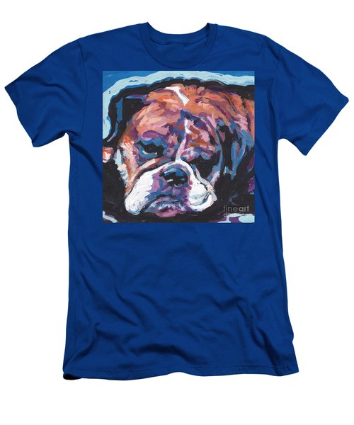 All Bull Love Men's T-Shirt (Athletic Fit)