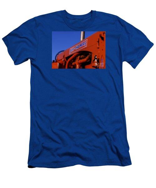 Allis-chalmers Vintage Tractor Men's T-Shirt (Athletic Fit)