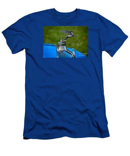 Amilcar Pegasus Emblem Men's T-Shirt (Athletic Fit)