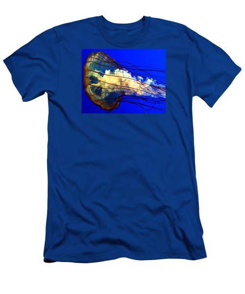 Anatomy Of Sea Nettle Men's T-Shirt (Athletic Fit)