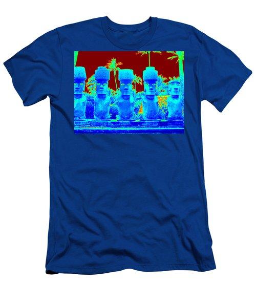 Ancient Idols Men's T-Shirt (Athletic Fit)