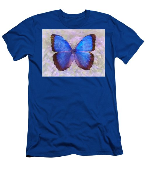 Angel In Blue Men's T-Shirt (Athletic Fit)