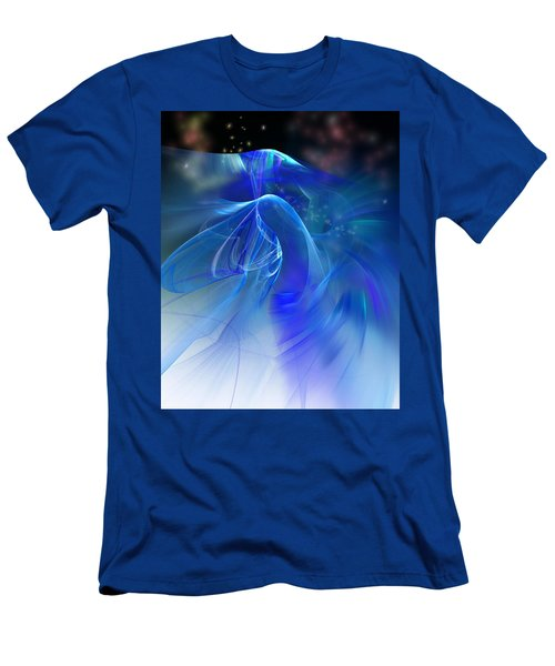 Angel Wings Men's T-Shirt (Athletic Fit)