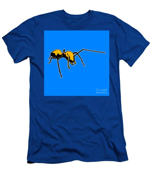 Ant Graphic  Men's T-Shirt (Athletic Fit)