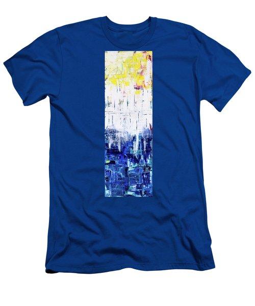 Arctic Spring Men's T-Shirt (Athletic Fit)