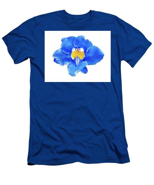 Art Blue Beauty Men's T-Shirt (Athletic Fit)
