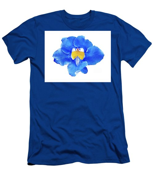 Art Blue Beauty Men's T-Shirt (Athletic Fit)