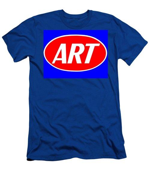 Art Bubble Men's T-Shirt (Athletic Fit)
