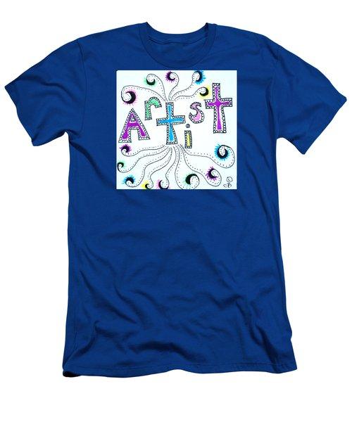 Artist Men's T-Shirt (Athletic Fit)