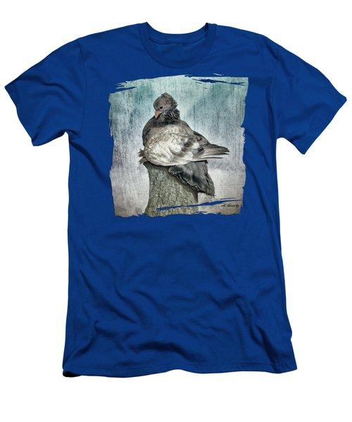 Maragold Men's T-Shirt (Slim Fit) by Shari Nees