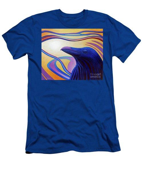 Astral Raven Men's T-Shirt (Athletic Fit)