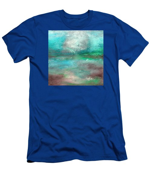 At The Shore Men's T-Shirt (Athletic Fit)