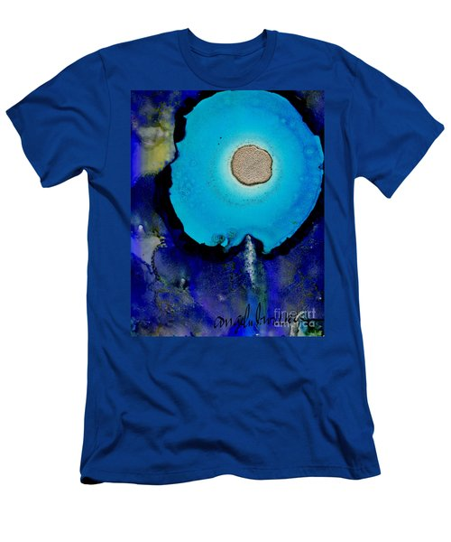 At The Waterhole Men's T-Shirt (Athletic Fit)