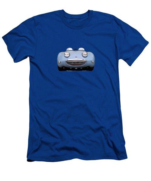 Austin Healey Sprite Men's T-Shirt (Slim Fit) by Mark Rogan