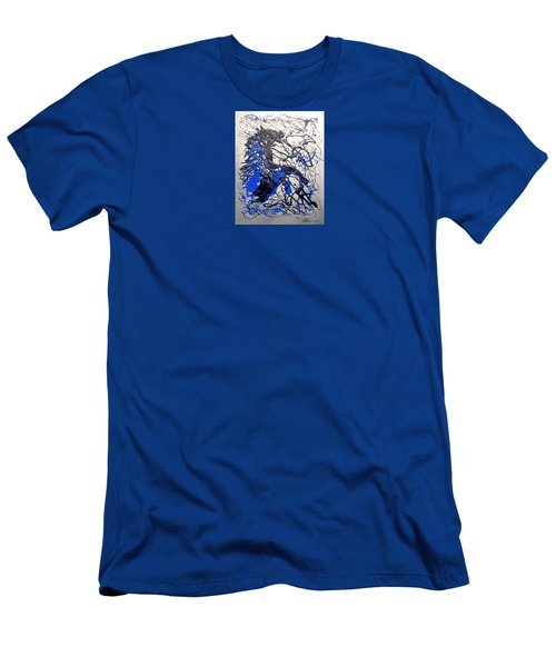 Azul Diablo Men's T-Shirt (Athletic Fit)