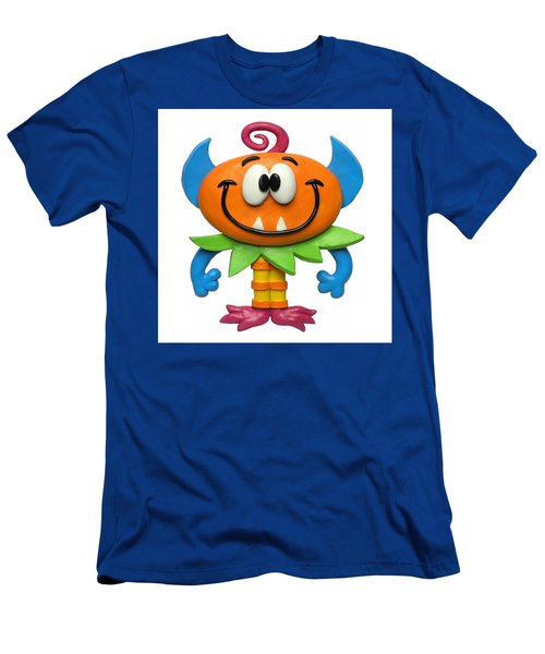 Baby Monster Men's T-Shirt (Athletic Fit)