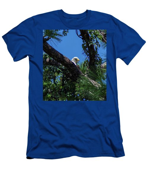 The Lookout  Men's T-Shirt (Athletic Fit)